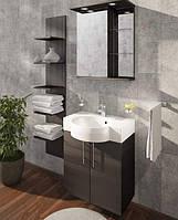 Fancy Marble Комплект мебели для ванной комнаты из 3 предметов, Ibiza 50, Венге