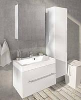 Fancy Marble Комплект мебели для ванной комнаты из 3 предметов, Corsika 70 Белый