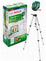 Линейный лазерный нивелир Bosch UniversalLevel 2 + Штатив 1,1 м
