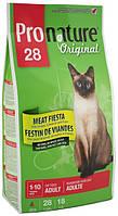Корм для кошек ProNature Original Meat Fiesta 28