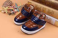 Зимние ботинки на мальчика 09