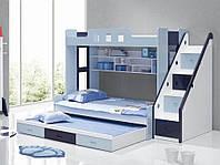 Кровать - чердак ДМ 166