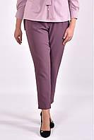 Женские укороченные брюки B031-3 цвет бисквит размер 42-74