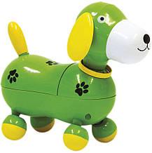 Электронная развивающая игрушка Веселый щенок