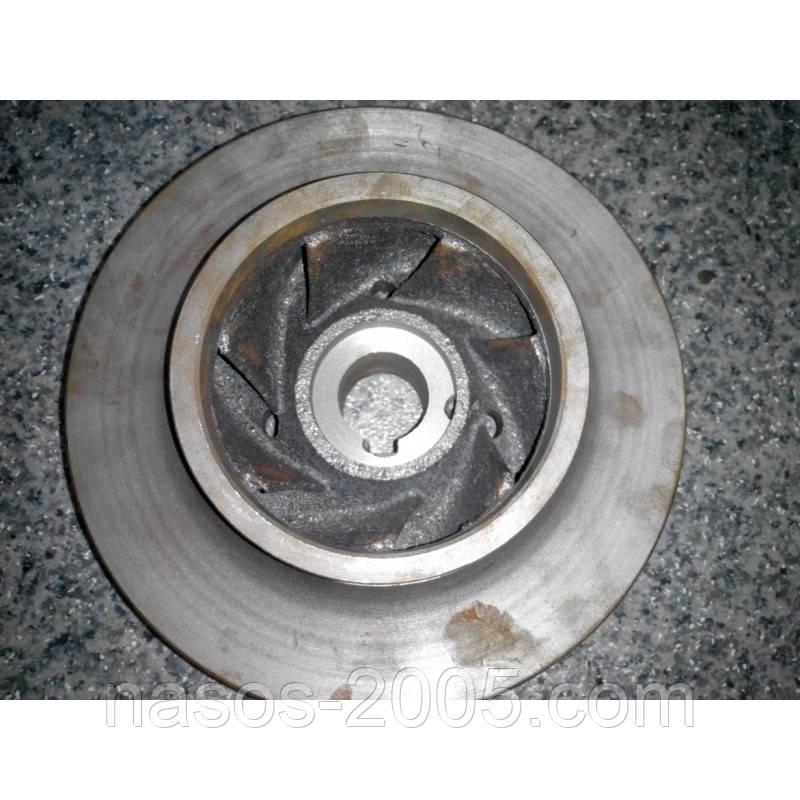 Рабочее колесо насоса К 100-80-160, запчасти насоса К 100-80-160, Катайский насосный завод