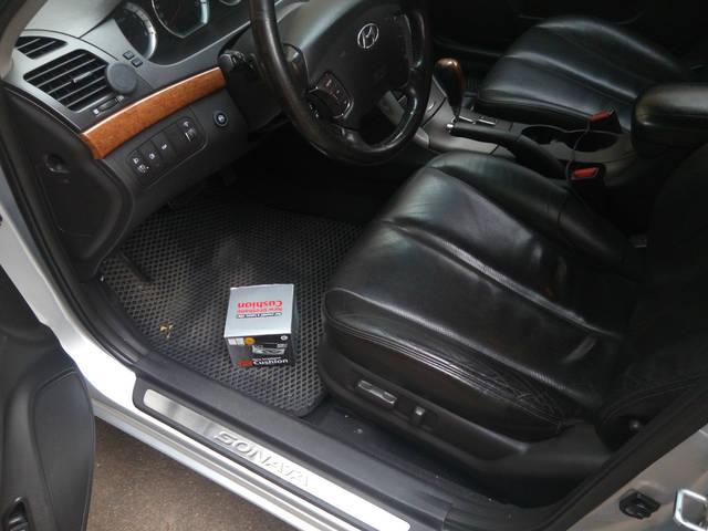 Автобаферы ТТС на Hyundai Sonata 2008 -1