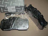 Колодка гальмівного диска (компл. на вісь) MAN F2000,TGA, RVI MAGNUM,PREMIUM, ROR (в-во RIDER)