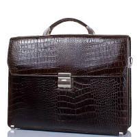 Портфель Karlet Кожаный мужской портфель KARLET(КАРЛЕТ) SHI5624-19