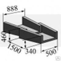 Ограждения дорожные металлические барьерного типа 11ДД