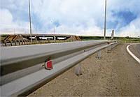 Ограждения мостовые металлические барьерного типа 11МО