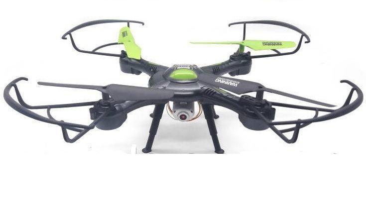 Квадрокоптер с трансляцией в реальном времени HC619 WiFi для FPV , дрон с камерой
