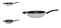 Вок Eclipse,ORIGINAL BergHOFF 3700176 серый, диам. 28 см, 3,2 л