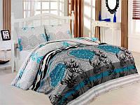 Комплект постельного белья бязь семейка First Choice Regin turkuaz