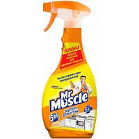 Средство для чистки кухни Mr Muscle Лимон 500 мл