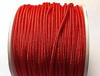 Линь для подводной охоты Omer Dyneema 2 мм, красный