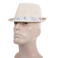 Шляпа Kent & Aver Шляпа мужская соломенная KENT & AVER (КЕНТ ЭНД АВЕР) KEN07048-88