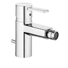 KLUDI ZENTA - Однорычажный смеситель для биде DN 10 с донным клапаном, хром 385300575