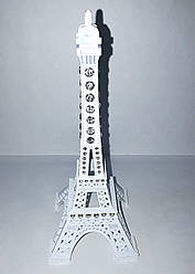 Эйфелева башня металлическая 18 см