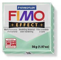 Брусок Fimo Двойной эфект Effect GEMSTONE  нефрит 506 - 56гр., фото 1