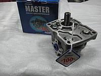 Насос шестеренный НШ10М-3 MASTER новый, фото 1