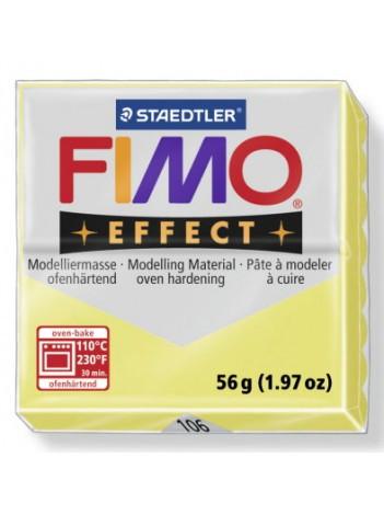 Брусок Fimo Двойной эфект Effect GEMSTONE цитрин 106 - 56гр.