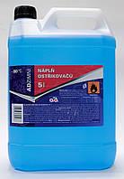 Зимний стеклоомыватель концентрат -80°C/ SCREENWASH 5 литров