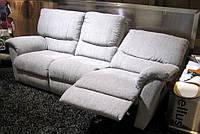 Прямой диван Saratoga с реклайнером для гостиной