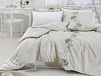 Полуторный комплект постельного белья First Choice S - 37 ARTEMIS KREM