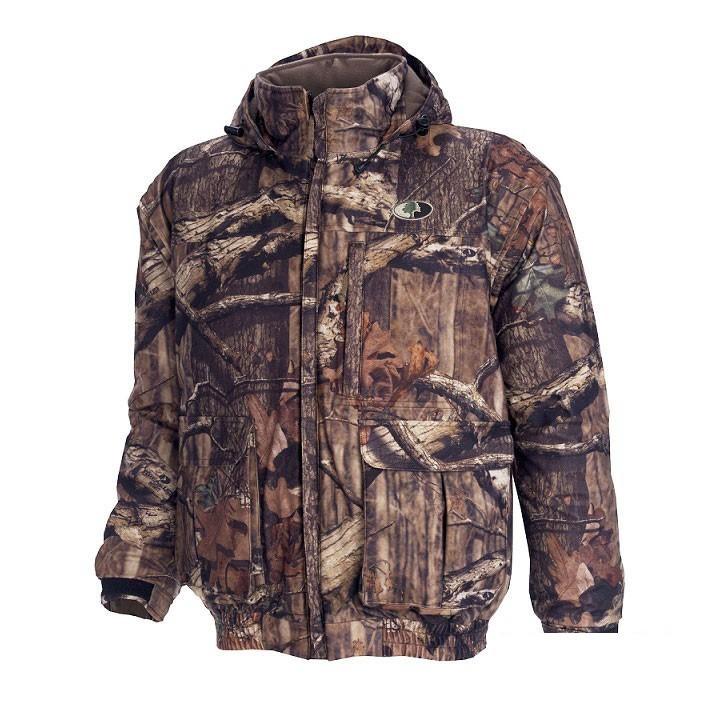 Куртка охотничья теплая Russell Outdoors Drystalker Hooded Jacket