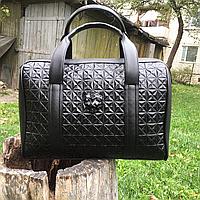Эксклюзивная женская сумка кожа Philipp Plein