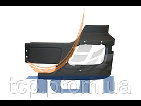 Бампер левый MB ACTROS MP2/ACTROS MP3 2002> T407002 ТСП