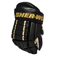 Перчатки хоккейные SWD 5030