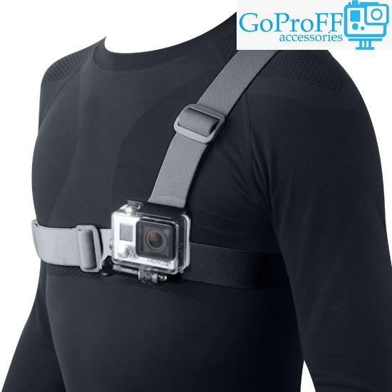 Крепление на грудь/плечо для экшн камер Gopro,Xiaomi,SJCAM