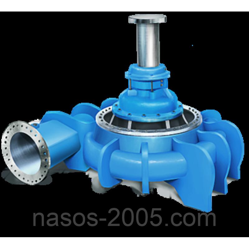 Насос СДВ 9000/45 центробежный, вертикальный, консольный, одноступенчатый для сточно-массных сред