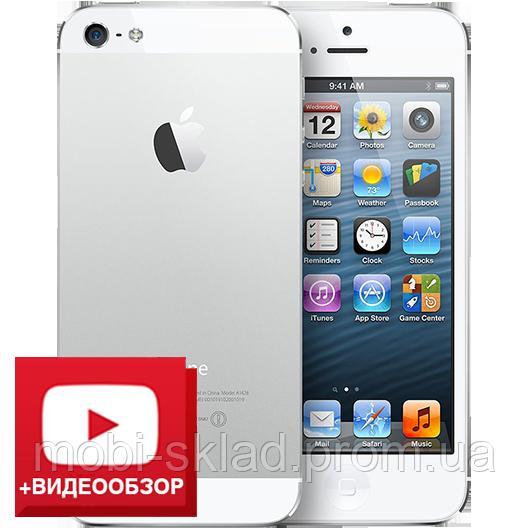 Китайский iPhone 5S, дисплей 4