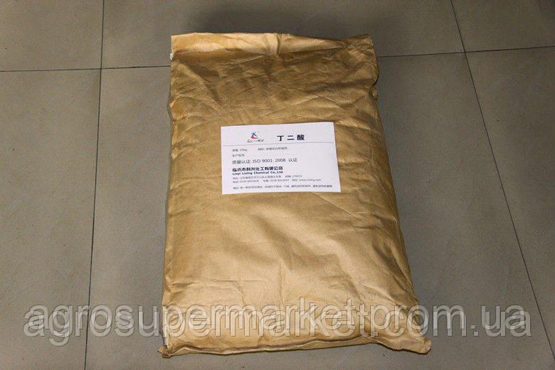 Янтарная кислота succinic acid бурштинова кислота Китай
