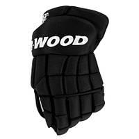 Перчатки для хоккея SWD N10 черные