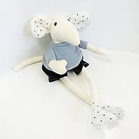 Игрушка Мышь папа мягкая мышка