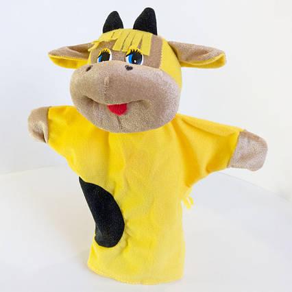 Игрушка рукавичка Соломенный бычок (кукольный театр)
