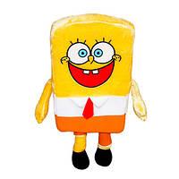 Мягкая игрушка Губка Боб открытый рот 46 см бубка спанч боб