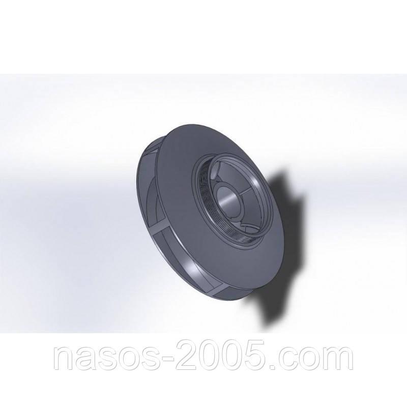 Рабочее колесо насоса КМ 100-65-200, запчасти насоса КМ 100-65-200