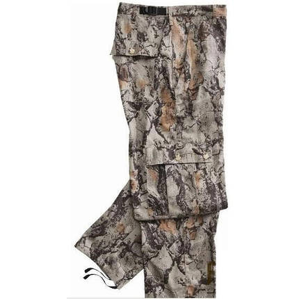 Брюки для охоты Natural Gear Camouflage Fatigue 6 pocket Pant, фото 2