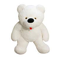 Большой Медведь игрушка мягкая белый Мишка 67 см