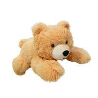 Медведь Соня огромный коричневый мягкая игрушка
