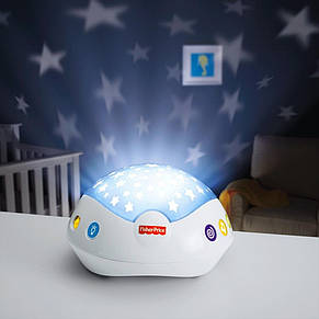 Мобиль проектор 3 в 1 Сон бабочки Fisher Price CDN41, фото 2