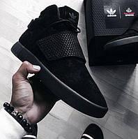 Кроссовки мужские Adidas Tubular black