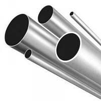 Труба н/ж 38х3,0 tig круглая матовая