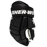 Перчатки хоккейные SWD T70