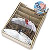 Коробка с крышкой для бюстиков ORGANIZE (бежевый)