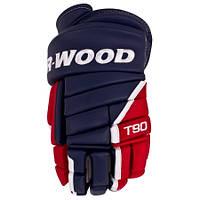 Хоккейные перчатки SWD T90 Pro